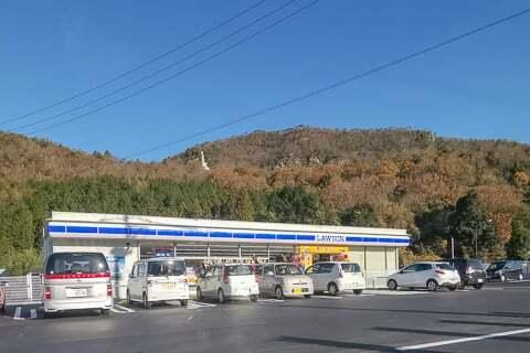 ローソン岐阜長良志段見店の写真