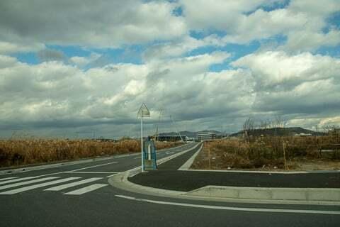 コストコ名古屋予定地の写真