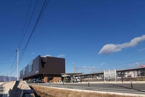 小淵沢駅の写真