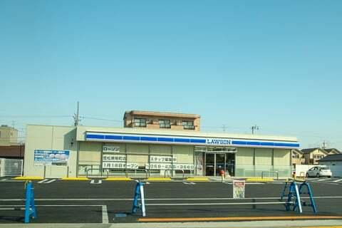 ローソン笠松東陽町店の写真