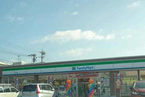 ファミリーマート羽島北店の写真