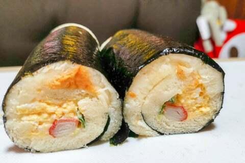 サンドイッチ巻の写真
