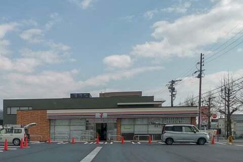 セブンイレブン岐阜則武中4丁目店の写真