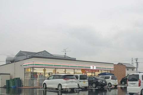 セブンイレブン関市小屋名店の写真