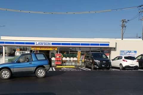 ローソン美濃加茂新池町店の写真