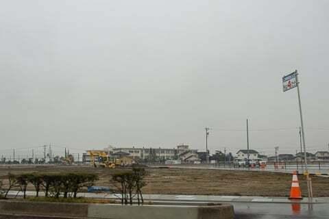 富山市下飯野土地区画整理事業の写真