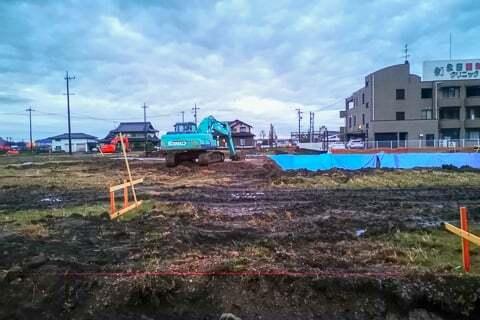 イオンタウン各務原鵜沼店の写真