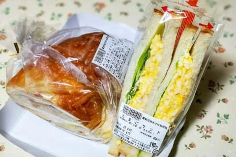 各種パンの写真