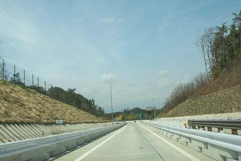 天龍峡ICの写真