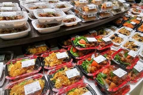 惣菜の写真
