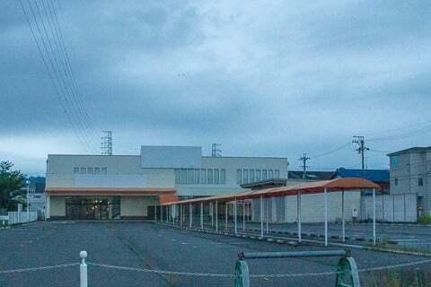 カネスエ岐南店予定地の写真