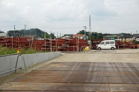 オークワ掛川下垂木店予定地の写真