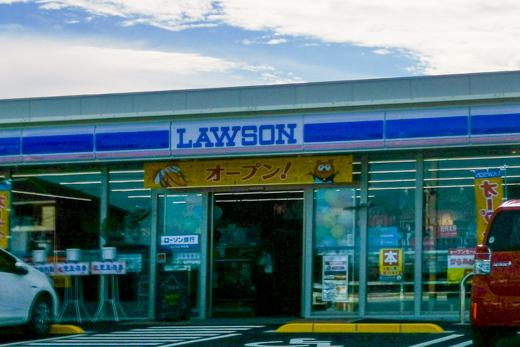 ローソン海津平田幡長店の写真