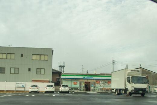 ファミリーマート可児広見田中店の写真