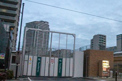 市民総合交流センター(仮称)の写真