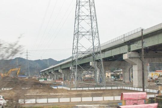 山県市への写真