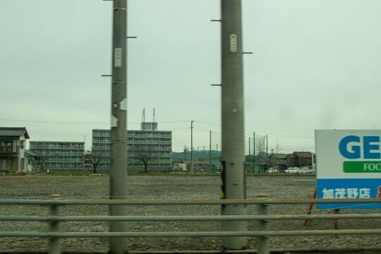 ゲンキー加茂野店予定地の写真