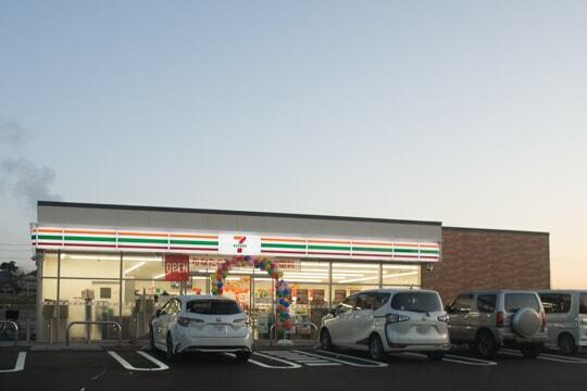 セブンイレブン可児土田南店の写真