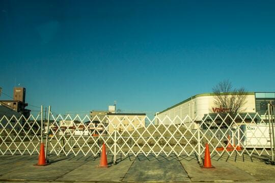 バロー領下店の予定地の写真