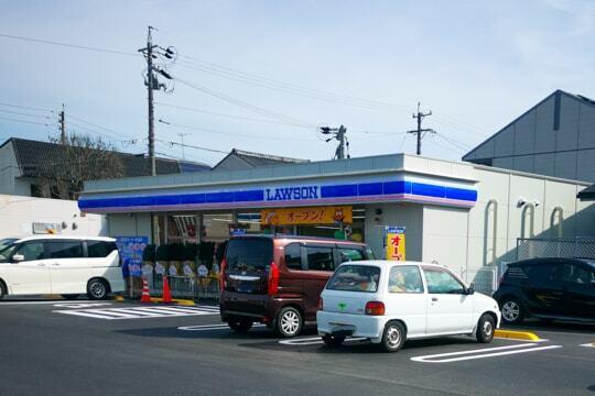 ローソン岐阜都通店の写真
