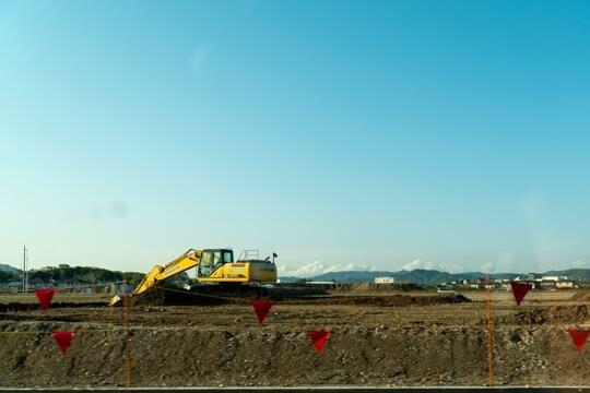 (仮称)岡崎駅南複合商業施設予定地の写真