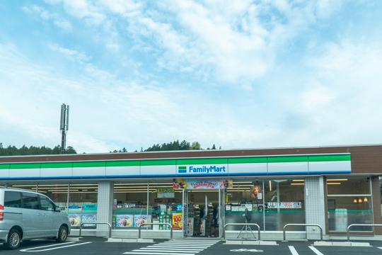 ファミリーマート高山江名子の写真
