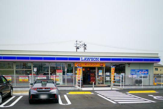 ローソン大垣荒川菰田店の写真