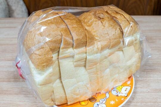 山形食パンの写真