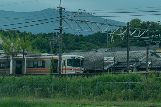 美乃坂本駅の写真