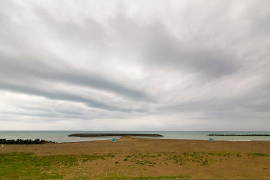 日本海側の写真