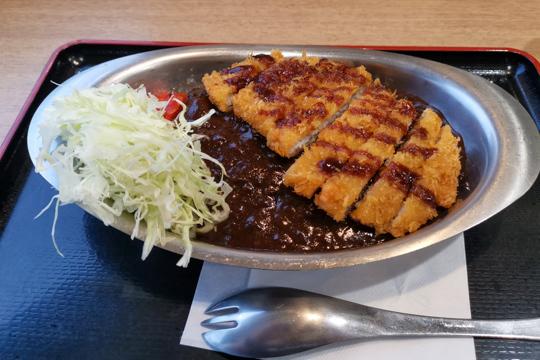 金沢カレーの写真