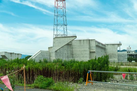 糸貫IC付近の写真