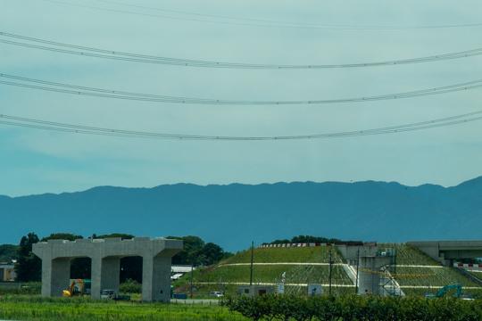 大野神戸IC付近の写真