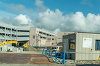 クスリのアオキ中津川中央店は工事が始まりました秋頃完成です