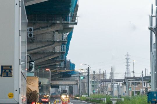 高架の写真