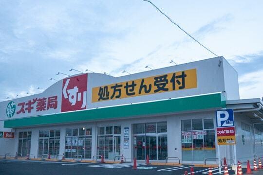 スギ薬局岐南店の写真