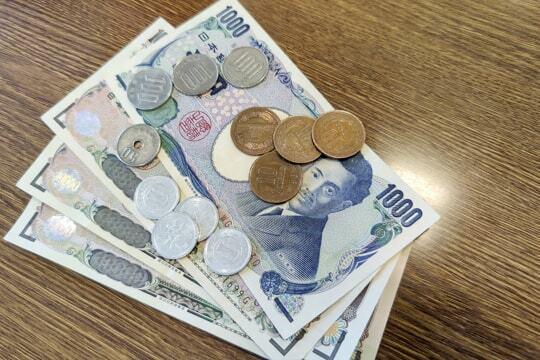 紙幣への写真