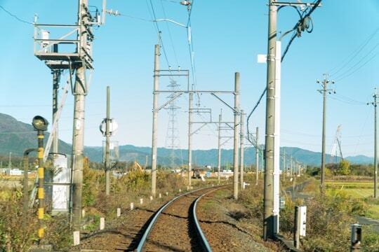 養老鉄道の写真