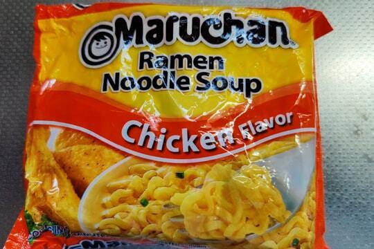 Maruchan Ramen Noodles Chicken Flavorの写真