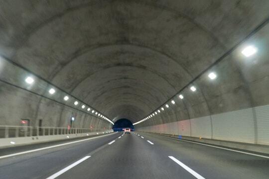 東名高速道路の御殿場JCT〜浜松いなさJCTの写真