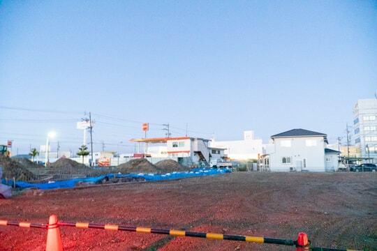 ヒーロの跡地の写真
