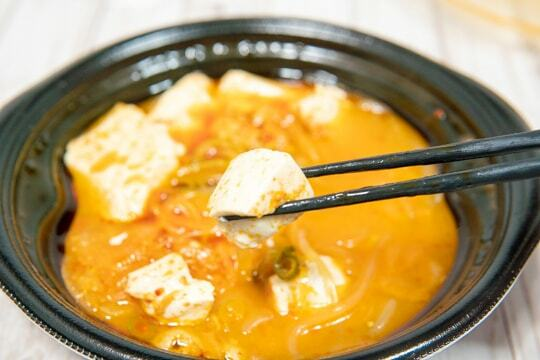 スン豆腐の写真