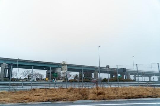 御殿場JCTの付近の写真