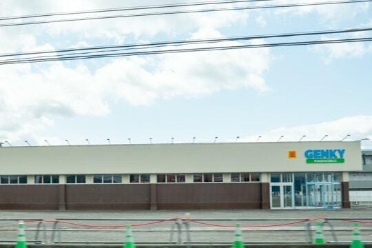 ゲンキー綾戸店の写真