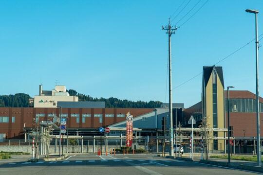 石道駅の写真