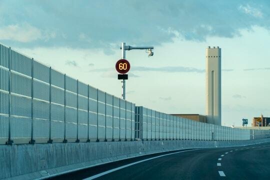 制限速度の写真