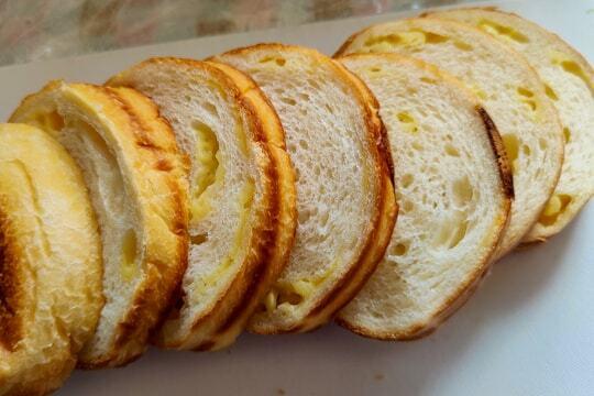 ブランチーズパンの写真