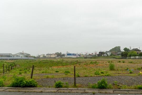 アピタ黒部店跡地の写真