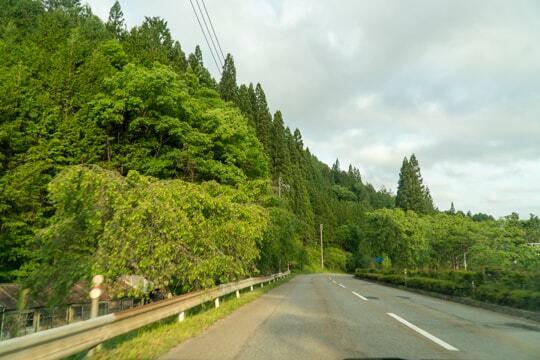 国道361号の写真