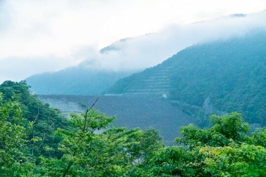 徳山ダムの写真